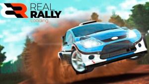 Portada del juego Real Rally
