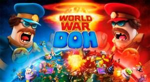 Portada del juego World War Doh
