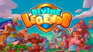 Portada del juego Divine Legends
