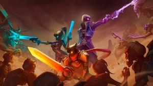 Portada del juego Shadow Knight: Deathly Adventure