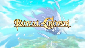Portada del juego Royal Crown