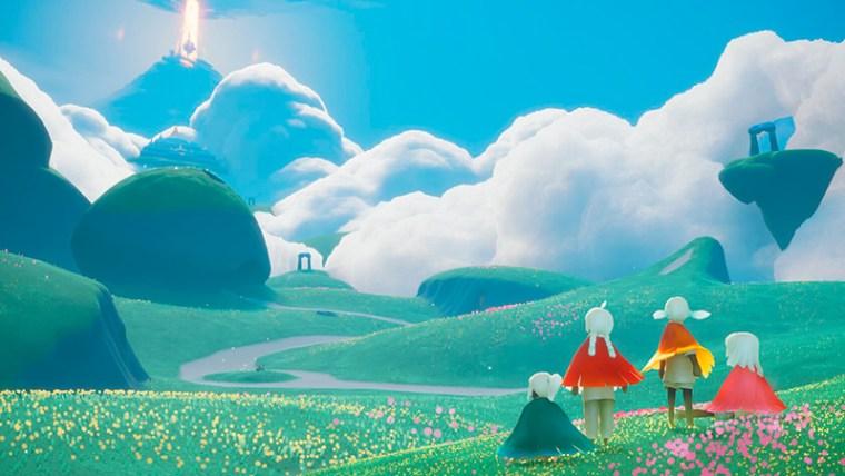 Gameplay de Sky: Children of the Light