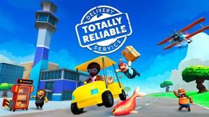 Portada del juego Totally Reliable Delivery Service