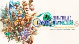 Portada del juego Final Fantasy Crystal Chronicles-Remastered Edition android