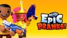 Descarga gratis Nerf Epic Pranks, el adictivo juego de disparos con bolas de goma