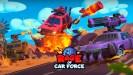 Ponte al volante en Rage of Car Force y demuestra quien es el rey de la pista