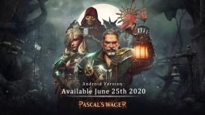 Lanzamiento del juego Pascal's Wager para Android