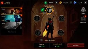 Almas en Shadow Knight