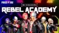 Nuevo conjunto Academia Rebelde disponible en Free Fire