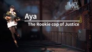 Aya de Eternal Return: Black Survival