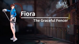 Fiora en Eternal Return: Black Survival