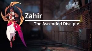 Zahir en Eternal Return: Black Survival