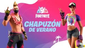 Evento Chapuzón de Verano en Fortnite