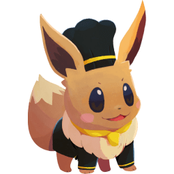pokémon café mix eevee superchef
