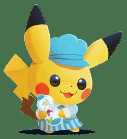 pokémon café mix pikachu bebidas