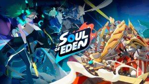 Portada del juego Soul of Eden