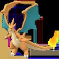 pokemon go Mega Charizard Y