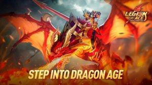 Portada del juego Legion of Ace: Chaos Territory