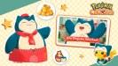 Snorlax llega a Pokémon Café Mix con un evento cooperativo