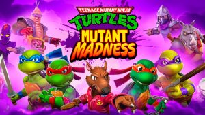 Portada del juego TMNT: Mutant Madness