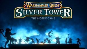 Portada del juego Warhammer Quest: Silver Tower