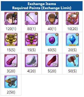 the seven deadly sins recompensas por intercambio jefe final diane