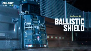 Ballistic Shield en Call of Duty Mobile