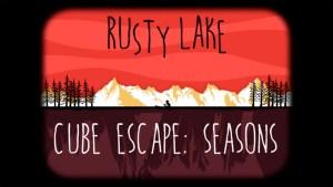 Cube Escape: Seasons de Rusty Lake