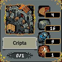 Cripta en Loop Hero