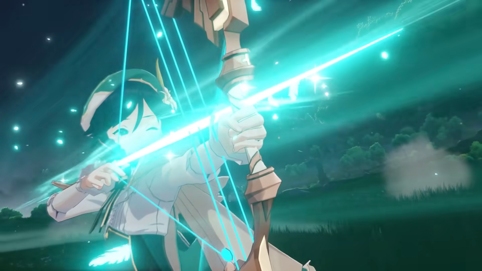 Genshin Impact venti habilidad definitiva