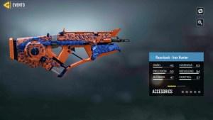 Razorback Iron Hunter en Call of Duty Mobile