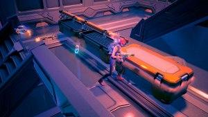 Botín nave nodriza en Fortnite