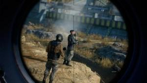 Monte Kuamar en Sniper Ghost Warrior Contracts 2
