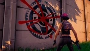 Grafiti en Fortnite