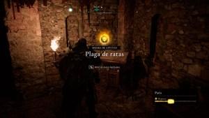 Aptitud Plaga de ratas en Assassin's Creed Valhalla