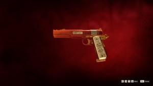 Pistola única Ebria de sangre en Far Cry 6