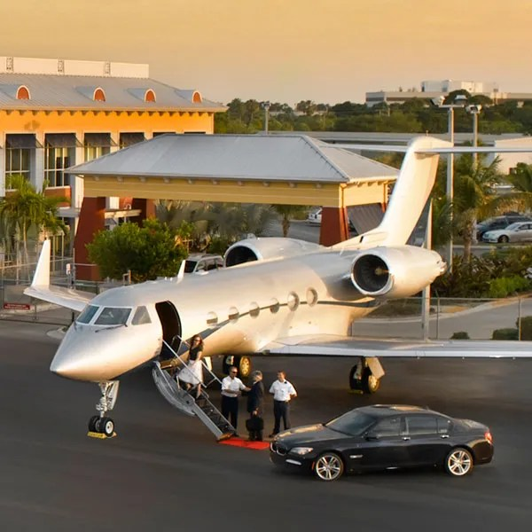 Banyan FBO Ramp Side Auto Access