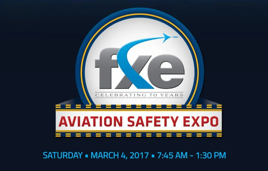 FXE Aviation Safety Expo