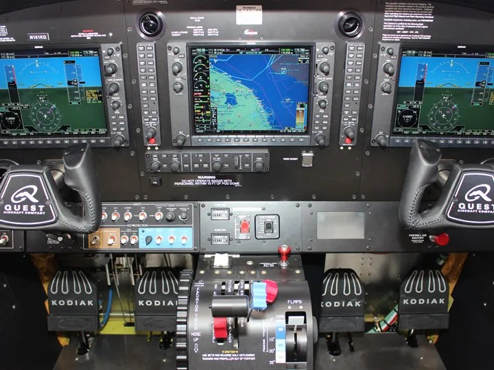 quest kodiak glass cockpit