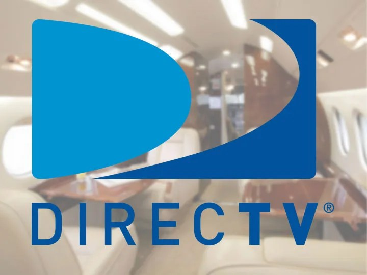 DirecTV for corporate jets