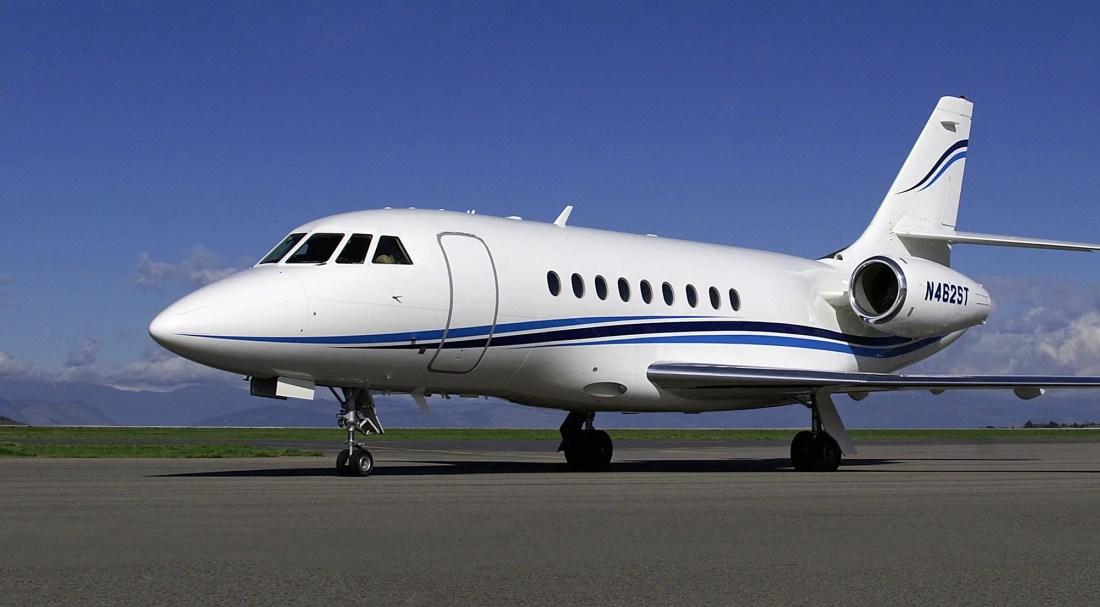 2001 Dassault Falcon 2000
