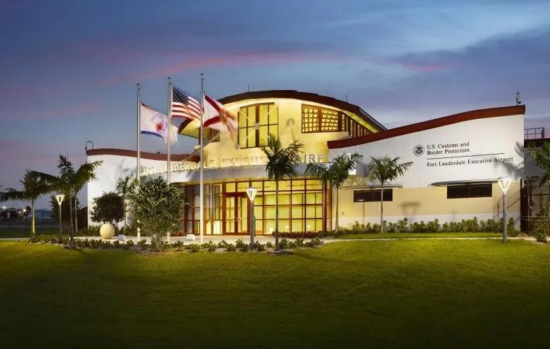 fxe airport cbp facility