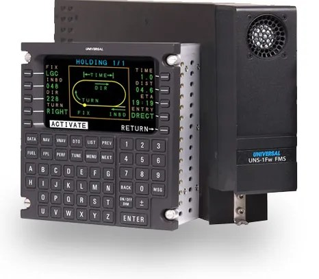 UNS-1Fw SBAS Flight Management System
