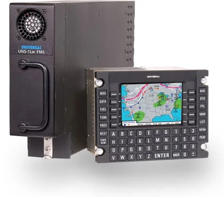 UNS-1Lw SBAS Flight Management System