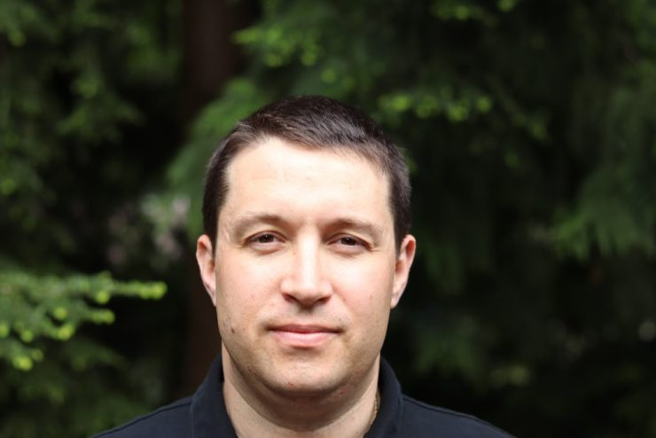 Nick Negulescu (headshot)