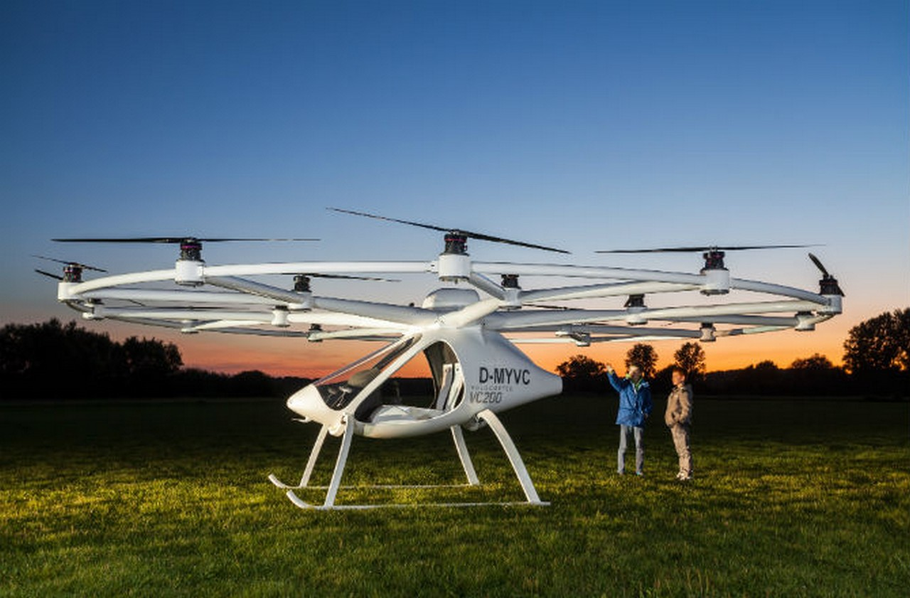 Image result for Volocopter VC200