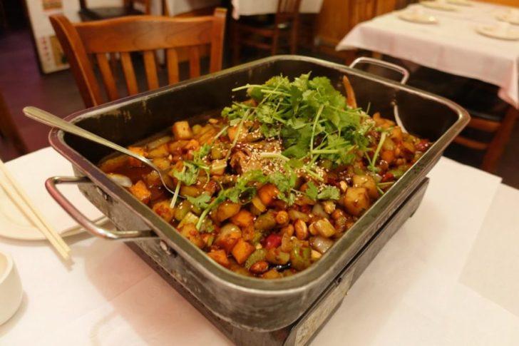Flushing Hunan Kitchen Grand Sichuan Pallid Reminder Its