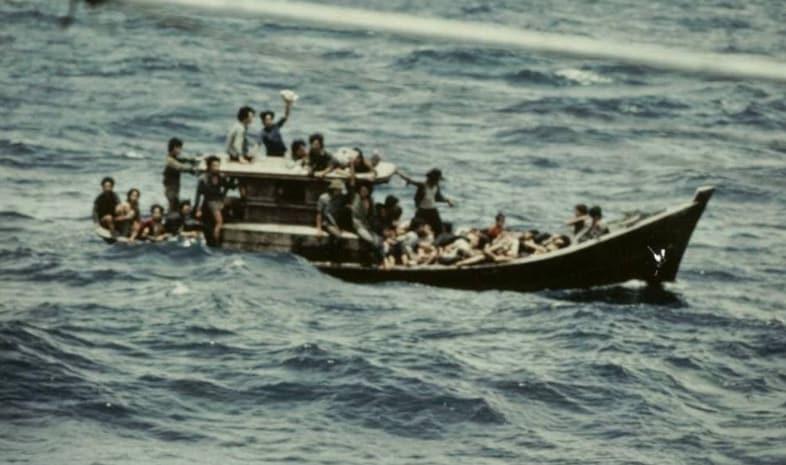 Thân Phận Thuyền nhân Việt Nam - Nhật Báo Calitoday