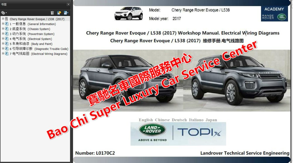 medium resolution of 2008 landrover defender l316 workshop repair manual wiring diagram 2007 landrover defender l316 evoque range rover