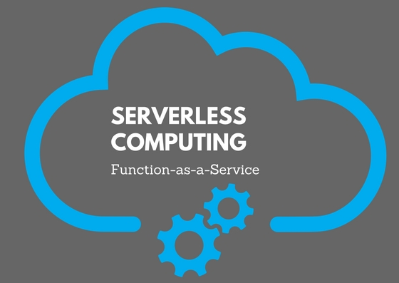 Photo of Serverless computing